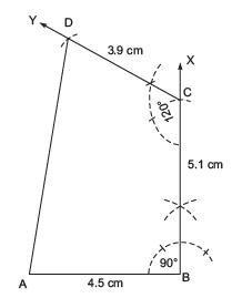 Important Questions: Practical Geometry Notes | EduRev