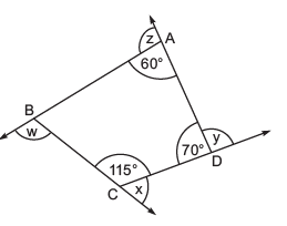 Extra Questions and Practice Exercise- Understanding Quadrilaterals Class 8 Notes | EduRev