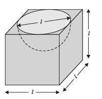 Ex 13.1 NCERT Solutions- Surface Areas and Volumes Class 10 Notes   EduRev