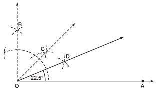 Facts that Matter, Ex 11.1 NCERT Solutions- Constructions Class 9 Notes   EduRev