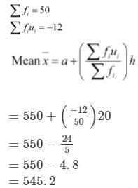 Ex 14.1 NCERT Solutions- Statistics Class 10 Notes | EduRev