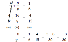 Ex 3.6 NCERT Solutions- Pair of Linear Equations in Two Variables Class 10 Notes | EduRev