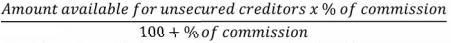 Liquidator's Final Statement of Account - Liquidation of Company, Advanced Corporate Accounting B Com Notes   EduRev