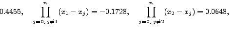 Lagrange`s Interpolation - Interpolation and Extrapolation, Business Mathematics and Statistics B Com Notes | EduRev