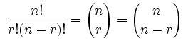Permutation - Probability, Business Mathematics and Statistics B Com Notes | EduRev