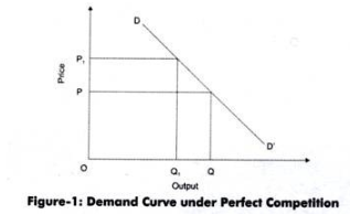 Price & Output Determination under Perfect Competition - Product