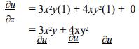 Partial Derivatives - Differentiation, Business Mathematics & Statistics B Com Notes | EduRev
