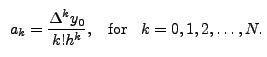Newton`s Interpolation - Interpolation and Extrapolation, Business Mathematics and Statistics B Com Notes | EduRev