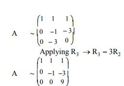 Systems of Linear Equations - Matrices and Determinants, Business Mathematics & Statistics B Com Notes   EduRev