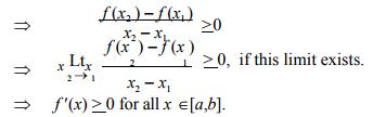 Maxima And Minima - Differentiation, Business Mathematics & Statistics B Com Notes   EduRev