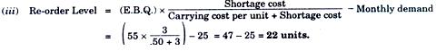 Batch Costing - Methods of Cost Determination, Cost Management B Com Notes | EduRev