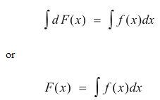 Standard forms of Integration, Business Mathematics & Statistics B Com Notes | EduRev