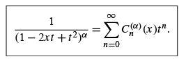 Legendre Special Function (Part - 1)- Mathematical Methods of Physics, UGC - NET Physics Physics Notes | EduRev