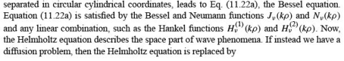 Bessel`s Special Function (Part - 3) - Mathematical Methods of Physics, UGC - NET Physics Physics Notes | EduRev