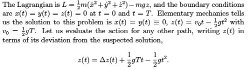 Lagrangian and Hamiltonian Formalism and equations of motion (Part - 2) - CSIR-NET Physical Sciences Physics Notes | EduRev