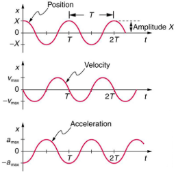 Simple Harmonic Motion: A Special Periodic Motion Physics Notes | EduRev