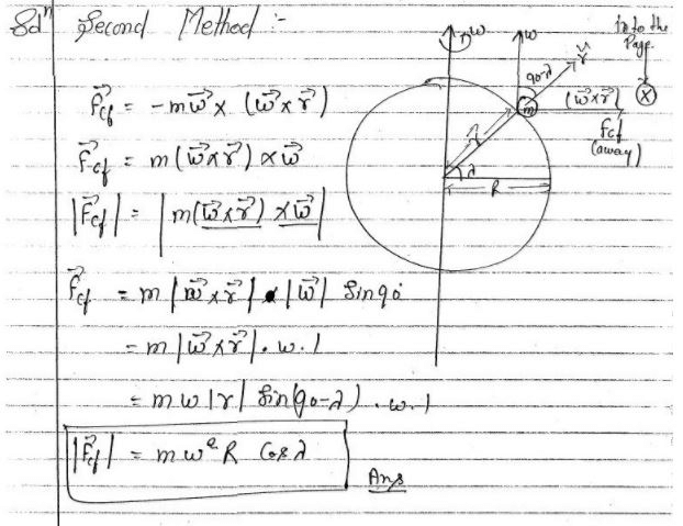 Non-Inertial Frames and Pseudo Forces (Part - 1)- Classical Mechanics, CSIR-NET Physical Sciences Physics Notes | EduRev
