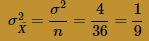Central Limit Theorem : Example 2 - Mathematical Methods of Physics, UGC - NET Physics Physics Notes | EduRev