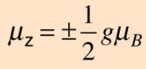 Electron Spin and Stern-Gerlach Experiment - Angular Momentum, Quantum Mechanics, CSIR-NET Physical Physics Notes   EduRev