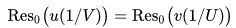 Residues in Complex Analysis - Mathematical Methods of Physics, UGC - NET Physics Physics Notes | EduRev