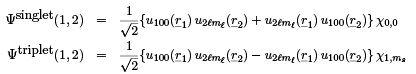 Identical Particles and Pauli Exclusion Principle - Quantum Mechanics, CSIR-NET Physical Sciences Physics Notes | EduRev