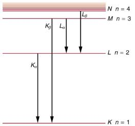 X Rays: Atomic Origins and Applications Physics Notes | EduRev