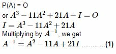 Cayley-Hamilton Theorem - Mathematical Methods of Physics, UGC - NET Physics Physics Notes | EduRev