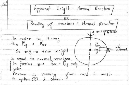 Non-Inertial Frames and Pseudo Forces (Part - 2)- Classical Mechanics, CSIR-NET Physical Sciences Physics Notes | EduRev