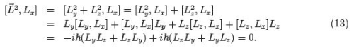 Orbital Angular Momentum, Hydrogen Atom (Part - 1) - Angular Momentum, CSIR-NET Physical Sciences Physics Notes   EduRev