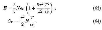 Ideal Bose & Fermi Gases (Part-2) - Thermodynamic & Statistical Physics, CSIR-NET Physical Sciences Physics Notes   EduRev