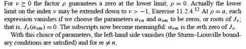 Bessel`s Special Function (Part - 2) - Mathematical Methods of Physics, UGC - NET Physics Physics Notes   EduRev