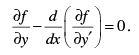 Examples : Euler-Lagrange Equation (Part - 2) - Classical Mechanics, CSIR-NET Physical Sciences Physics Notes | EduRev