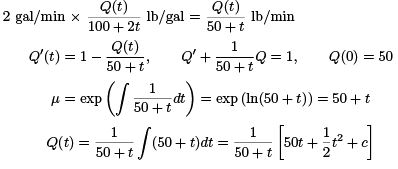 Linear Ordinary Differential Equations of First and Second Order (Part - 2), UGC - NET Physics Physics Notes | EduRev
