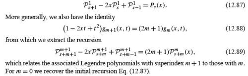 Legendre Special Function (Part - 4) - Mathematical Methods of Physics, UGC - NET Physics Physics Notes | EduRev