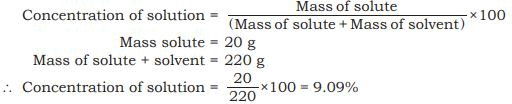 Short Answers - Is Matter Around Us Pure, Science, Class 9 Class 9 Notes | EduRev