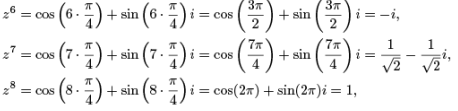 Algebra of Complex Numbers - Complex Analysis, CSIR-NET Mathematical Sciences Mathematics Notes | EduRev