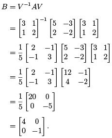 Change of Basis - Matrix Algebra, CSIR-NET Mathematical