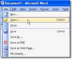 Introduction to MS Word Class 5 Notes | EduRev