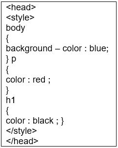 Frames, Forms & CSS: Short Answer Type Questions Class 10 Notes   EduRev