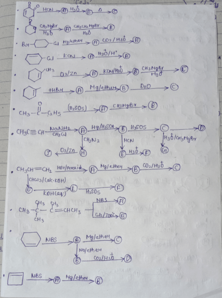 GOC : Daily Practice Problem. NEET Notes | EduRev