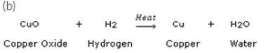 Lakhmir Singh & Manjit Kaur: Chemical Reactions and Equations, Solutions- 4 Class 10 Notes | EduRev