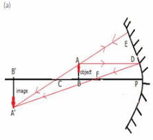 Solutions of Reflection of Light (Page No- 199) - Physics By Lakhmir Singh, Class 10 Class 10 Notes | EduRev