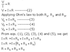 Solutions of Electricity (Page No- 41) - Physics By Lakhmir Singh, Class 10 Class 10 Notes | EduRev
