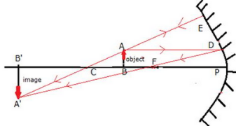 Solutions of Reflection of Light (Page No- 190) - Physics By Lakhmir Singh, Class 10 Class 10 Notes | EduRev