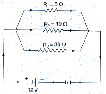 Solutions of Electricity (Page No- 40) - Physics By Lakhmir Singh, Class 10 Class 10 Notes | EduRev
