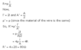 Solutions of Electricity (Page No- 27) - Physics By Lakhmir Singh, Class 10 Class 10 Notes | EduRev
