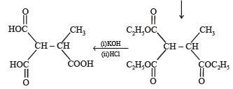Subjective Type Questions: Aldehydes, Ketones & Carboxylic Acids- 3   JEE Advanced Notes   EduRev