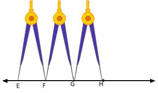 RD Sharma Solutions -Ex-18.2, Basic Geometrical Tools, Class 6, Maths Class 6 Notes | EduRev
