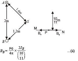 Subjective Questions of Moving Charges and Magnetism, Past year Questions JEE Advance, Class 12, JEE Notes   EduRev