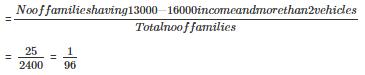 RD Sharma Solutions Ex-25.1, (Part - 2), Probability, Class 9, Maths Class 9 Notes | EduRev